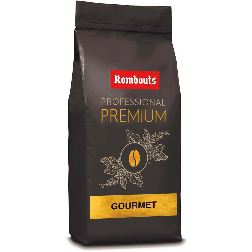 Kafijas pupiņas Rombouts Gourmet 1 kgRombouts