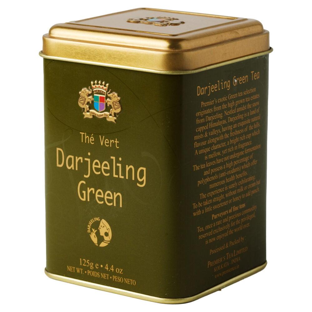 Darjeeling Green Tea 125gRombouts