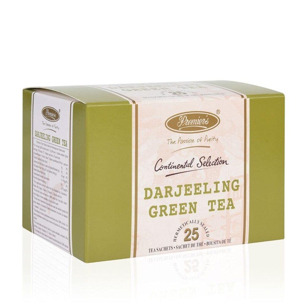 DARJEELING GREEN TEA 50gRombouts